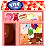 Toys shop, store POS